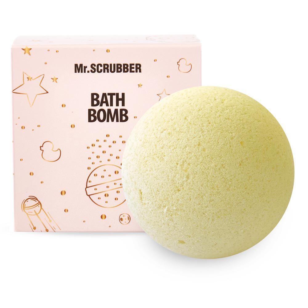 Бомбочка для ванны в подарочной коробке Манго Mr.SCRUBBER