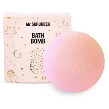 Бомбочка для ванны в подарочной коробке Клубника-сливки Mr.SCRUBBER