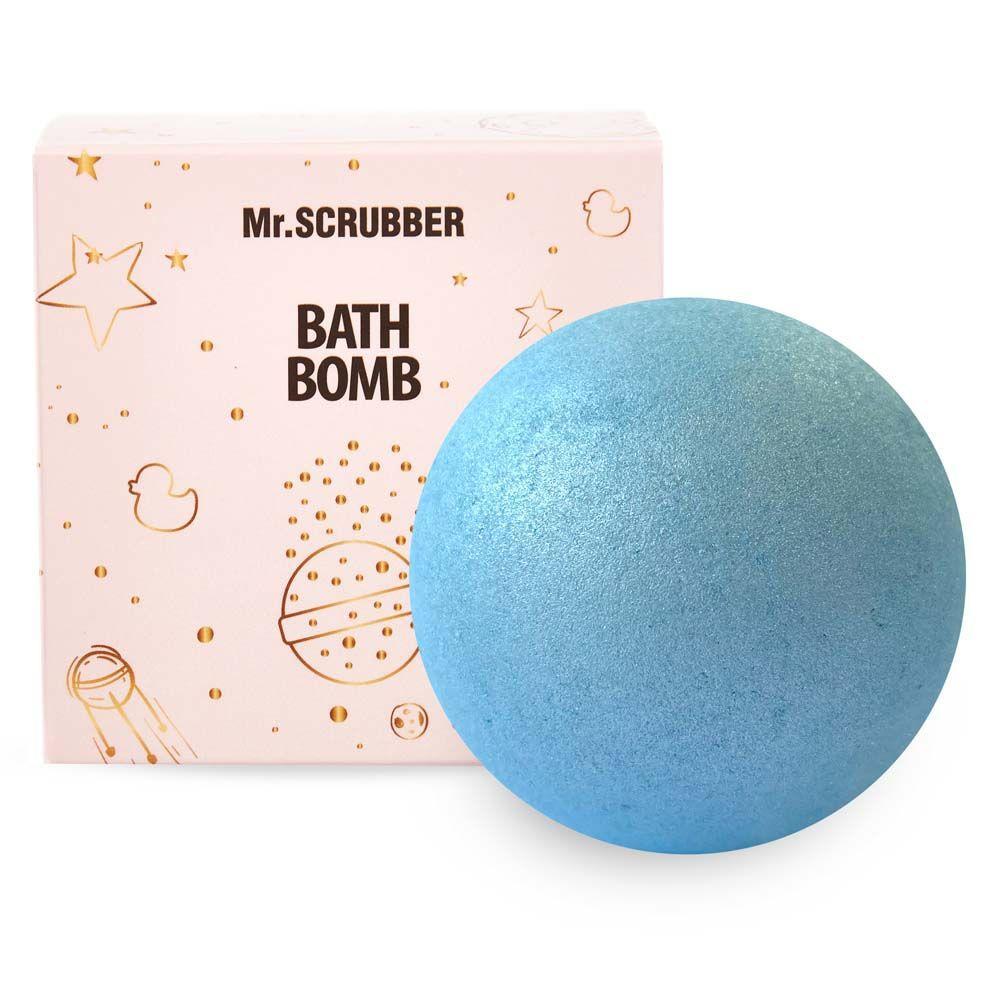 Бомбочка для ванны в подарочной коробке Unicorn Mr.SCRUBBER