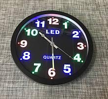 Настенные LED часы GH1207 30см / 65910