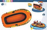 Дитячий надувний човен Explorer Pro 200 Intex 58356, фото 5