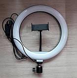 Кольцевая LED лампа CXB-260 (26см) (1-270), фото 3