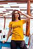 Жіноча футболка з сердечком always 42-46 (в кольорах), фото 6