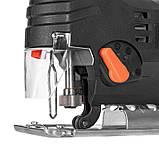 Профессиональный электрический ручной лобзик Dnipro-M JS-65LX 98609000 электролобзик, фото 6