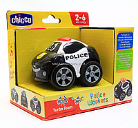 Машинка детская игровая Chicco - «Peter Police» (07901.00)