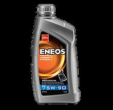 Трансмиссионное масло ENEOS GL-5 75W-90  1лит.