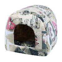 Домик для животных CoLLaR Арка 37х43х35см 3979 (2039790000004)
