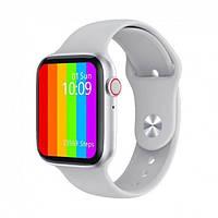 Умные часы W26+ smart watch Белые смарт часы