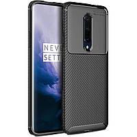 Чехол Carbon Case для OnePlus 8 Black