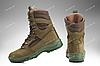 Берцы демисезонные / военная, тактическая обувь GROZA (оливковый), фото 3