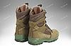 Берцы демисезонные / военная, тактическая обувь GROZA (оливковый), фото 4