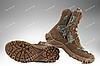 Берцы демисезонные / военная, тактическая обувь АЛЬФА ММ14 (пиксель), фото 2