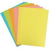Бумага цветная неоновый (10л / 5 Когда), A4 Hello Kitty hk21-252, фото 2