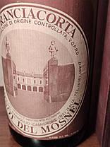 Вино 1975 року Franciacorta Pinot del Mosnel Італія, фото 3