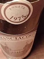 Вино 1975 року Franciacorta Pinot del Mosnel Італія, фото 2