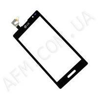 Сенсор (Touch screen) LG P760/  P765/  P768 Optimus L9 черный