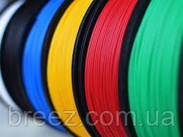 Набор PLA пластика 6 цветов всего 31 метр