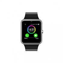 Розумні смарт-годинник Smart Watch UWatch GT08 Silver, фото 3