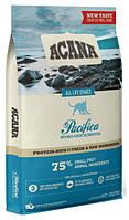 Сухой корм Acana Pacifica Cat (Акана) для кошек и котят всех пород с тихоокеанической рыбой 4.5 кг