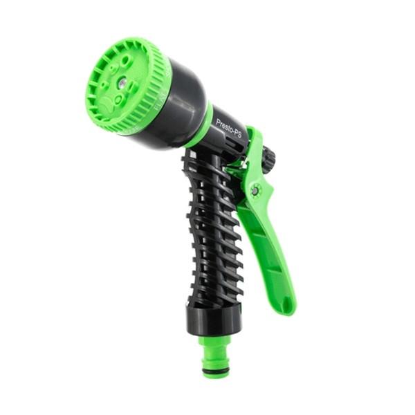 Пистолет для полива Presto-PS насадка на шланг пластик (4449)