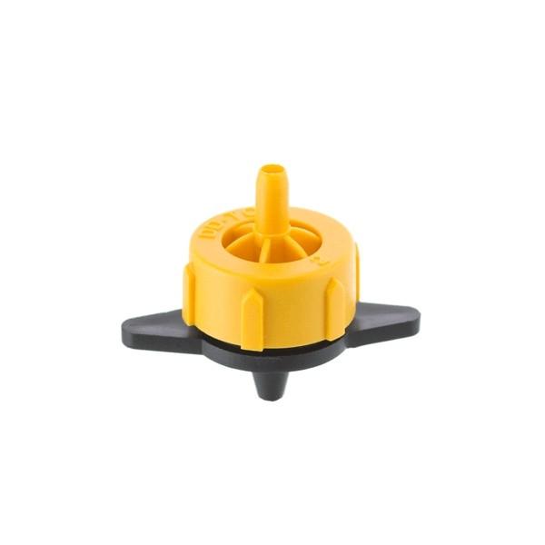 Капельница садовая Presto-PS компенсированная на 2 л/ч, в упаковке - 100 шт. (PCT-0102)