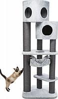 Когтеточка, дряпка Trixie TX-44701 Pirro 174 см для кішок