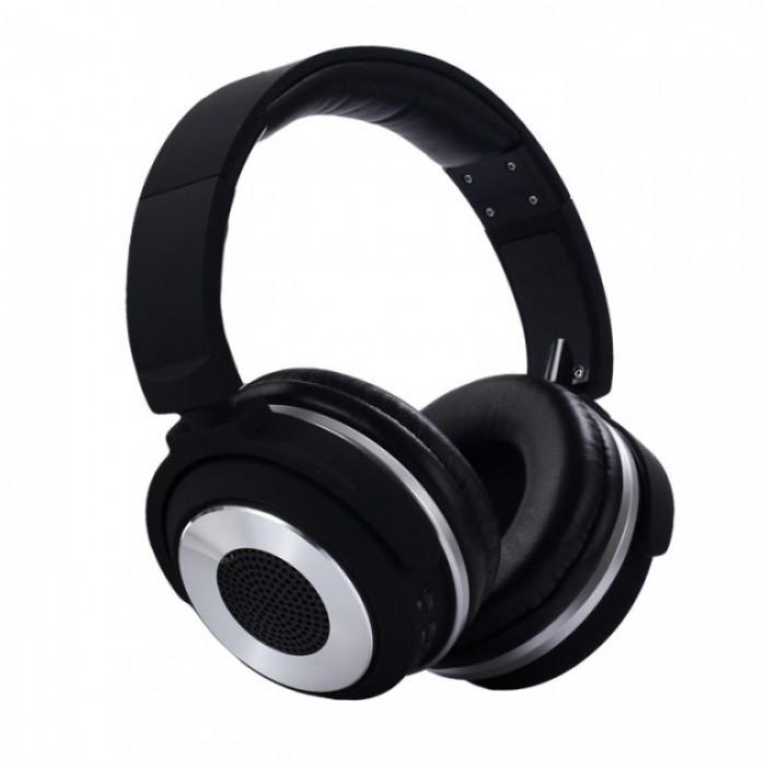 Наушники беспроводные Bluetooth X2 SY-BT1611SP + колонка 2в1, Чёрный