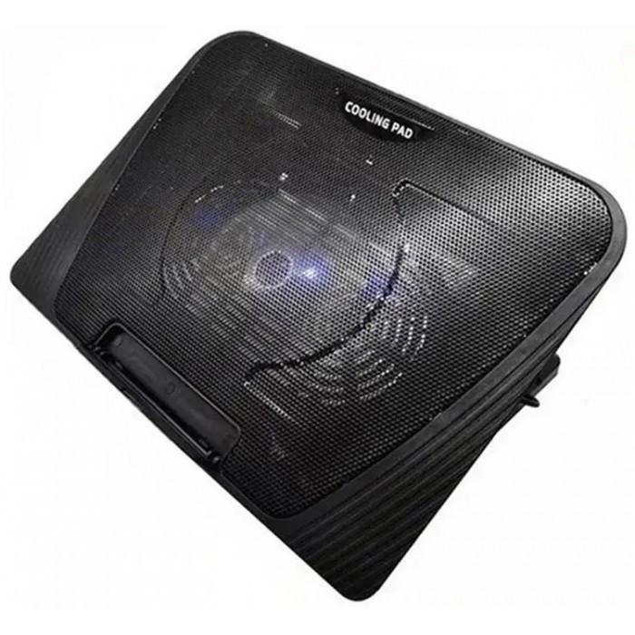 Охолоджуюча підставка для ноутбука № 151, Чорний
