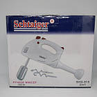 Блендер + миксер Schtaiger SHG - 915, Белый, фото 2
