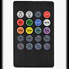Стрічка світлодіодна в силіконі на клейкій основі (вологозахищена) RGB Music 5050 5 метрів, фото 6