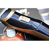 Аккумуляторная машинка для стрижки волос GEMEI GM 6005, фото 3