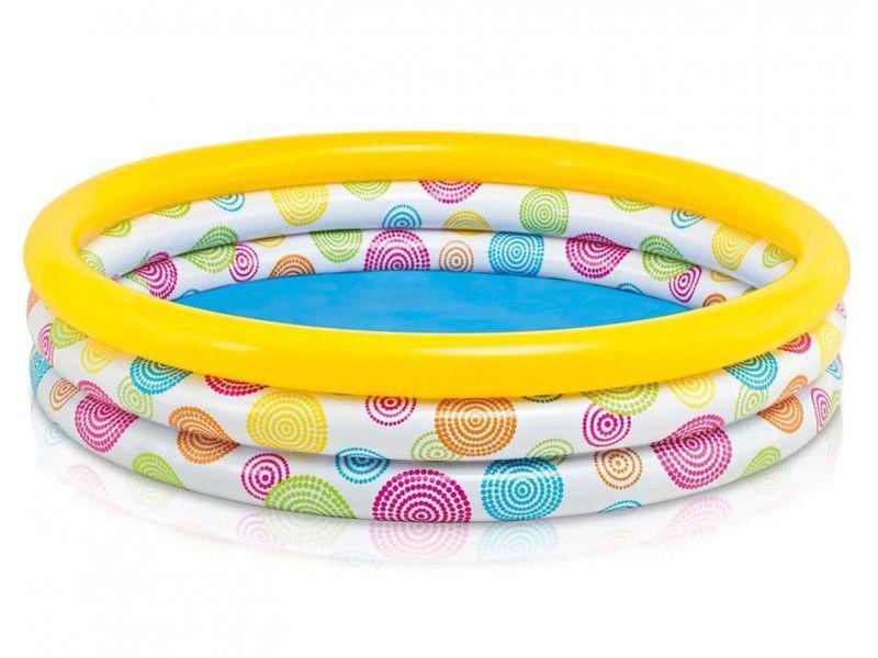 Бассейн детский надувной Intex 59419