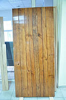 Двери деревянные авторские под старину, фото 1