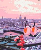 Картина за номерами Амстердам 40х50