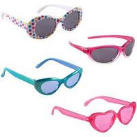 Очки от солнца для девочки 1-5 лет Luvable Friends.