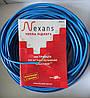 Двухжильный нагревательный кабель для теплого пола Nexans TXLP/2R 300 (1,8 - 2,6 м²)