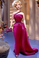 Коллекционная Барби Мэрилин Монро Как выйти замуж за миллионера / Marilyn Monroe - How to Marry a Millionaire