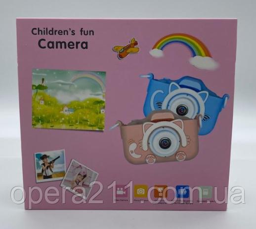 Детский фотоапарат / Baby Camera / ET-015 (50шт)