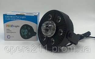 Лазерный проектор Новогодний PLA-6Y LIGHT / ART-0316 (50шт)