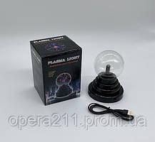 Новогодний свет -- Плазменный шар молния MAGIC FLASH BALL 12-CM 220v / ART-0336 (48шт)