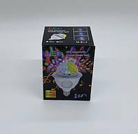 Новогодний свет Диско лампа LED -- SD LIGHT (Bluetooth) / ART-0317 (50шт)