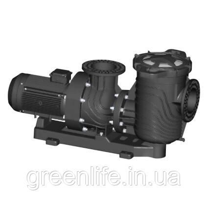 Aquaviva Насос Aquaviva LX SEQ1500 (380 В, 168 м3/ч, 15HP), пластиковая подставка