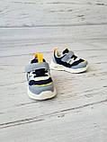 Кросівки для хлопчиків W. niko *світяться 17р, 11.5 см, фото 6