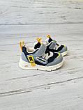 Кросівки для хлопчиків W. niko *світяться 17р, 11.5 см, фото 8