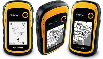 Навигатор GARMIN ETREX 10 IPX7: основные преимущества