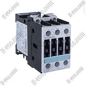 Контактор Siemens 3RT1025-1ВВ40, AC-3 7.5kW 400V, 24VDC