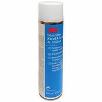 08113  Спрей-очиститель для изделий из хрома и нержавеющей стали, 600мл