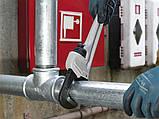 """Алюминиевый прямой трубный ключ SUPER-EGO 104, 14"""", фото 2"""
