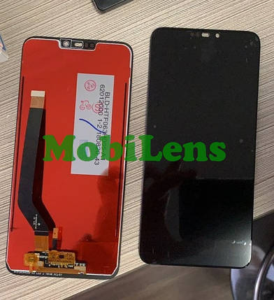 Asus ZB633KL, ZenFone Max M2, X01AD Дисплей+тачскрин(модуль) черный, фото 2