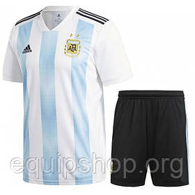 Футбольная форма Сборной Аргентины World Cup 2018 домашняя